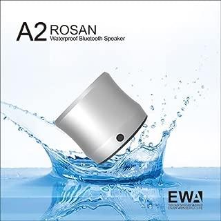 EWA A2 Waterproof Bluetooth Speaker - silver