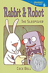 Rabbit and Robot: The Sleepover by Cece Bell