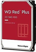 WD Red 6TB NAS 3.5 Inch Internal Hard Drive - 5400 RPM Class, SATA 6 Gb/s, CMR, 64 MB Cache - WD60EFRX