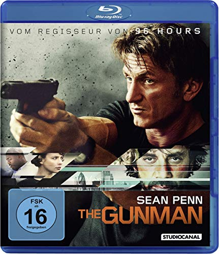 The Gunman [Blu-ray]