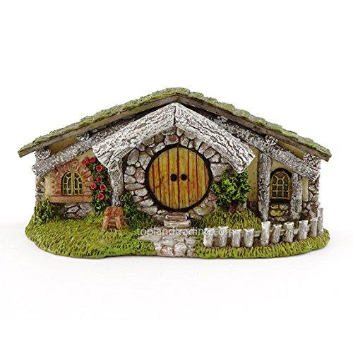 My Fairy Gardens Miniatur–Oak Alley Verstecktem Home Hobbit Cottage–Mini Puppenhaus Stromversorgung Expressions