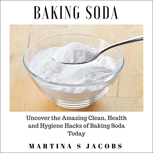 Baking Soda audiobook cover art