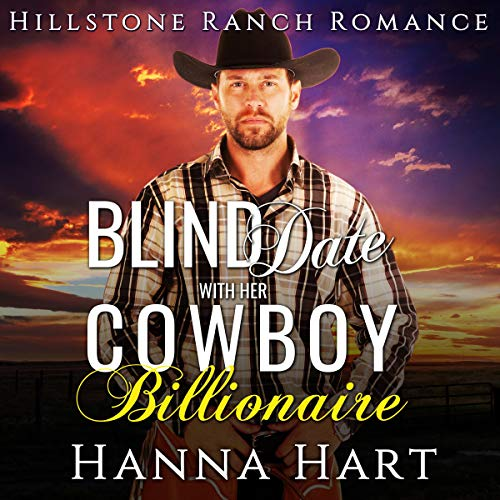 Blind Date With Her Cowboy Billionaire audiobook cover art