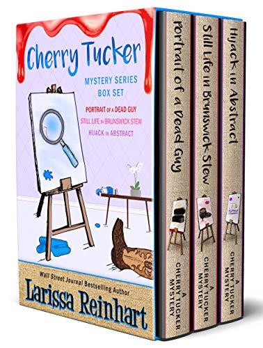 Cherry Tucker Mystery Series Box Set: A Cherry Tucker Southern Humorous Mystery Books 1-3 (A Cherry Tucker Mystery) (English Edition)