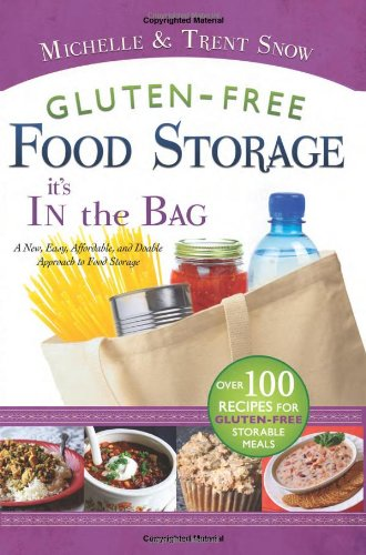 Gluten Free Food Storage, It's in the Bag