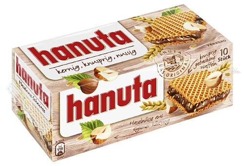 Ferrero Hanuta 10er, 6er Pack (6 x 220 g)