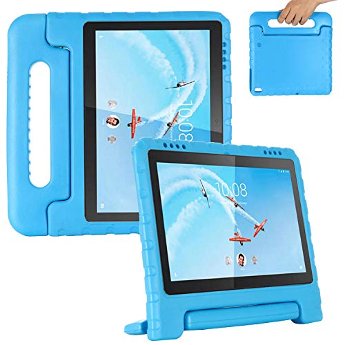 APOLL Kids Case for Lenovo Tab E10 10.1 Inch TB-X104F Tablet 2018 Released, Shockproof EVA Kids Friendly Handle Stand Drop Proof Kids Case for Lenovo 10.1' Tab E10 TB-X104F Tablet, Blue