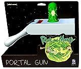 RICK AND MORTY Rick & Morty Exclusive Chrome Portal Gun Collectible Toys