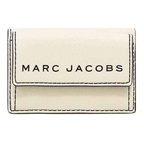 [マークジェイコブス] MARC JACOBS 財布 三つ折り財布 M0015057 ミニ財布 レディース ウォレット (272 MARSHMALLOW マシュマロ) [並行輸入品]