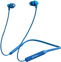 pTron Tangent Evo with 14Hrs Playback, Bluetooth 5.0 Wireless Headphones with Deep Bass, IPX4 Water Resistance, Ergonomic...