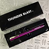 Thunder Blast OTH220 6.25' Tactical Pen HIGH Power STUN Gun TAZOR W/Micro USB Charger for SELF Defense USE ONLY.