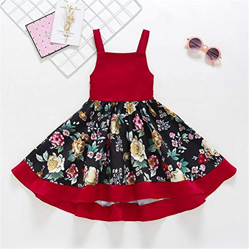 BABIFIS Europe America Infant Summer Girls Dress