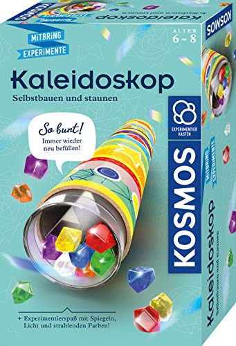 KOSMOS 657987 Kaleidoskop, Selbst bauen...