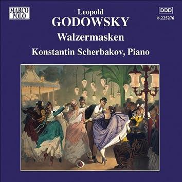 GODOWSKY: Piano Music, Vol. 10 - Walzesmasken