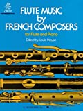 Flute Music by French Composers by Various (1-Jul-2002) Paperback
