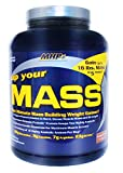 MHP, Up Your Mass Weight Gainer, Chocolate Peanut Butter, 5.1 Pound...