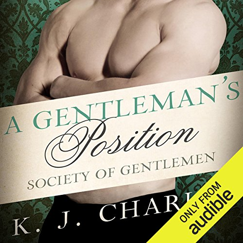 A Gentleman's Position audiobook cover art