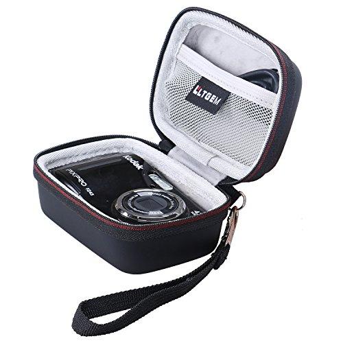 LTGEM - Funda rígida para cámara digital Kodak PIXPRO Friendly Zoom FZ43 de 16 MP, funda protectora de viaje