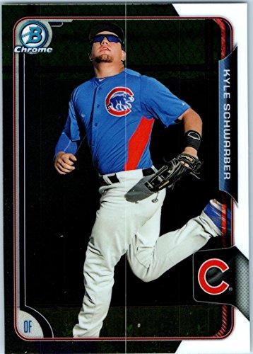 2015 Bowman Prospects #BP58 Kyle Schwarber NM-MT RC Rookie Cubs