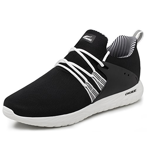 ONEMIX Men's Casual Shoes Breathable Mesh Walking Sneakers