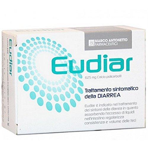 Marco Antonetto Farmaceutici Eudiar, 24 Compresse
