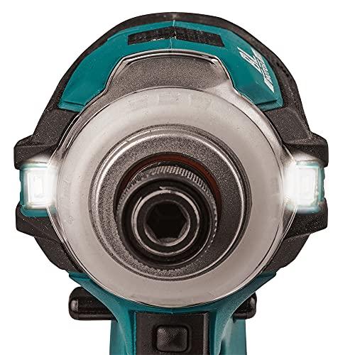 Makita DTD171Z Impact Driver, 18 V, Colour, Size