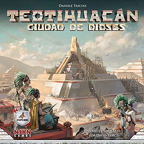 Maldito Games TEOTIHUACAN - Ciudad DE Dioses