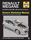 Renault Megane (Oct '08-'14) 58 To 64 (Haynes Manual)