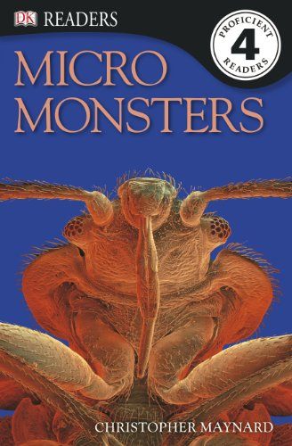 Micro Monsters (Eyewitness Readers) (English Edition)