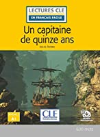 Un capitaine de quinze ans - Livre + Audio telechargeable