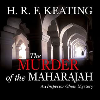 The Murder of the Maharajah cover art