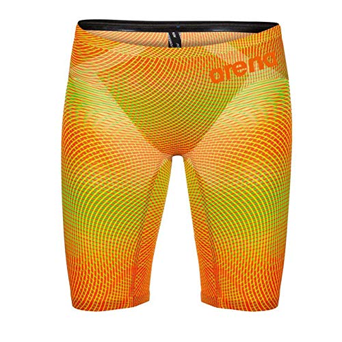 ARENA Powerskin Carbon Air 2 Jammer Herren Lime/orange Größe DE 2 | US 28 2019 Badehose