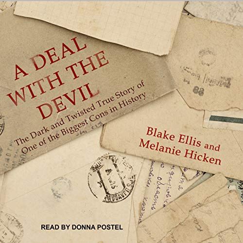 A Deal with the Devil audiobook cover art