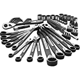 Craftsman 56-piece Universal Mechanics Tool Set