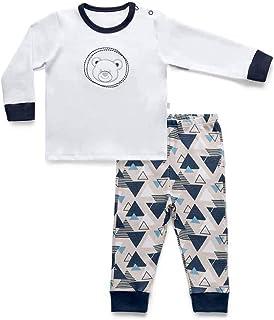 Pijama Blusa + Calça Conforto, Hug, Azul/Azul, 2