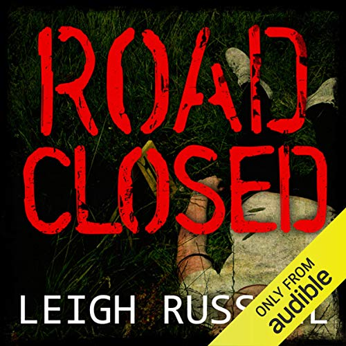 Road Closed: Geraldine Steel Series, Book 2 cover art