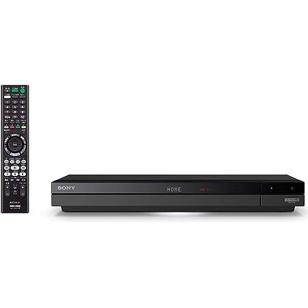 ソニー 2TB 2チューナー 4K ブルーレイレコーダー BDZ-FBW2000 4K放送長時間録画/W録画対応