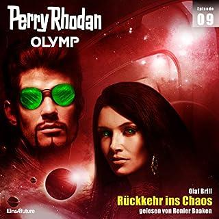 Rückkehr ins Chaos (Perry Rhodan Olymp 9) Titelbild