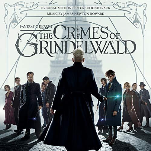 Phantast.Tierwesen 2: Grindelwalds Verbrechen/Ost [Vinyl LP]