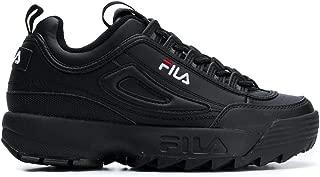 Fila Luxury Fashion Womens 101030212V Black Sneakers | Fall Winter 19
