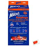 Mack's Soft Moldable Silicone Putty Earplugs - Kids Size, 200 Pair Dispenser – Comfortable Small Ear Plugs for Swimming, Bathing, Travel, Loud Events and Flying