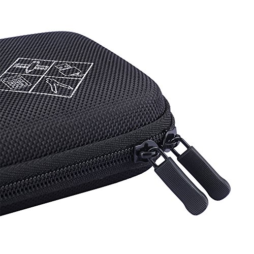 Hard Protective Carry Case for Texas Instruments TI-83 Plus Texas Instruments TI-84 Plus CE Graphing Calculator (Black) Photo #7