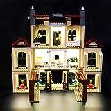 LIGHTAILING Set di Luci per (Jurassic WorldAttacco dell'indoraptor) Modello da Costruire - Kit Luce LED Compatibile con Lego 75930 (Non Incluso nel Modello)