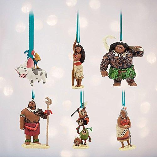 Disney Vaiana Ensemble de décoration – Édition limitée