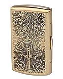 I-MART Metal Cigarette Case, Cigarette Holder, Box Holds 12 Pcs Cigarettes