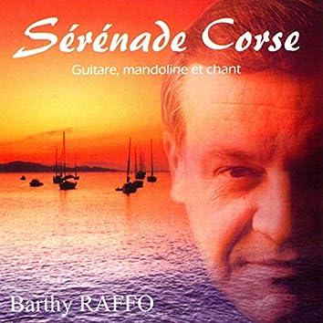Sérénade Corse : Guitare, mandoline et chant