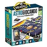 Headu- Astrogiocando Gioco Educativo, Multicolore, 8.05959E+12
