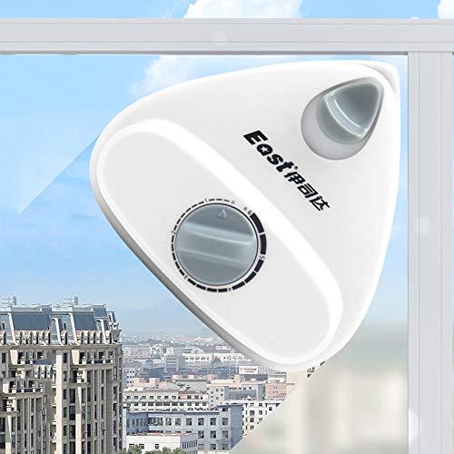LZH FILTER Double latérale magnétique nettoyant pour vitres, réglable magnétique Double vitrage Wiper pour High-Rise vitrage épaisseur 3 à 32mm