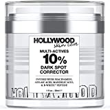 Skin Lightening Cream - Dark Spot Corrector Remover for Face Melasma Treatment - Extremely Effective Underarm Bleaching Cream Contains Kojic Acid, Alpha Arbutin, Mulberry Extract 1oz