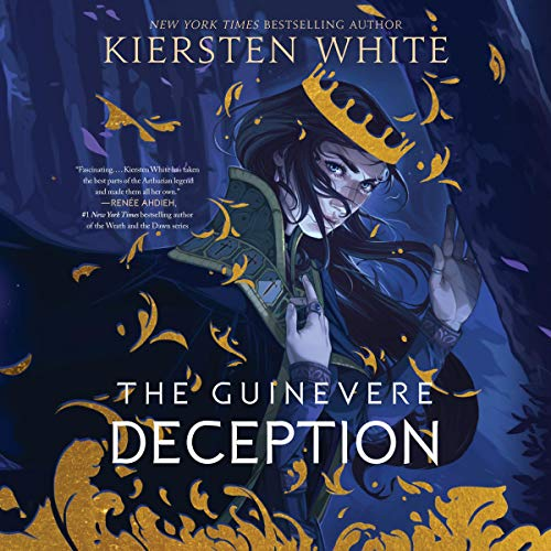 The Guinevere Deception cover art